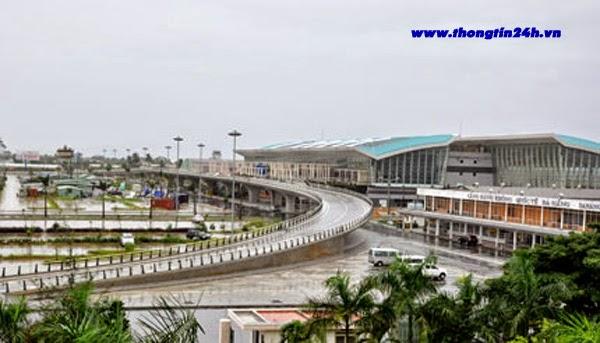 Nhà ga Sân bay Quốc tế Đà Nẵng