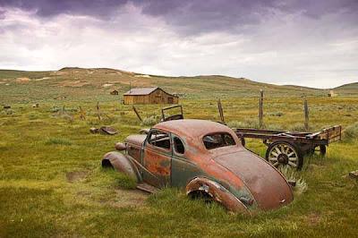 Bodie, pueblo fantasma