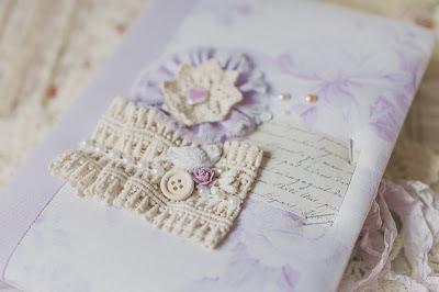 Блокнот ручной работы Кокоревой Анны