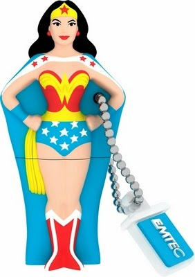 Wonder woman USB drive
