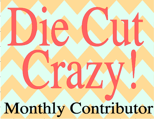 Die Cut Crazy Magazine