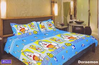 Sprei Belladona Doraemon