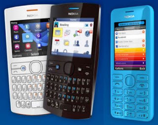 Nokia launches Asha 205 and Asha 206