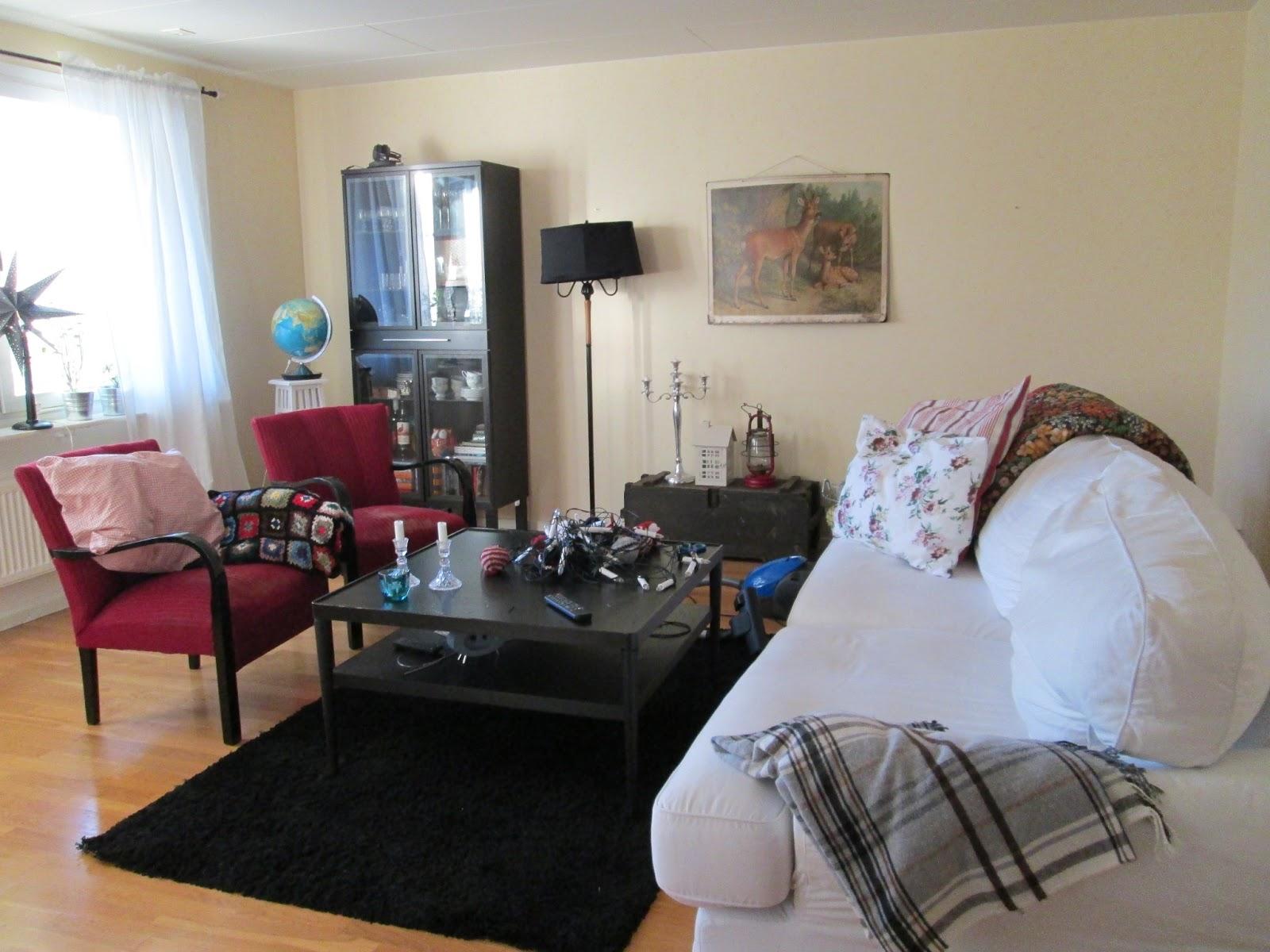 Retro rossi: möblera om, göra nytt, styla och fixa till!
