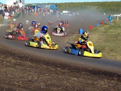 Pruebas del Karting Regional