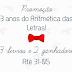 #Promoção: 3 anos do Aritmética das Letras!