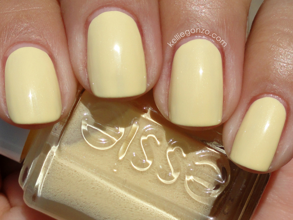 I Dont Know Why But Pastel Yellows Are One Of My Favorite Colors Polish Ever There Any Types Youll Search The Earth For No Matter How