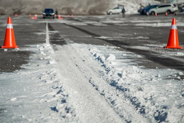 Sécurité hivernale avec Mitsubishi