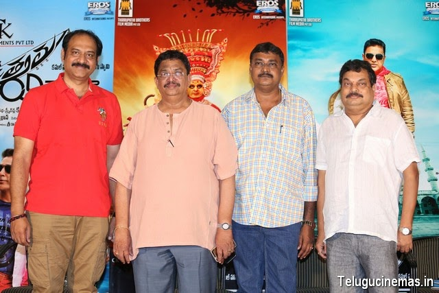 Uttama Villain Success Meet news