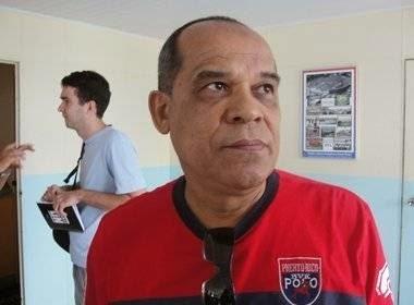 Dílson Gamela fala sobre pretensões do Feirense no Baianão e confirma permanência em Feira