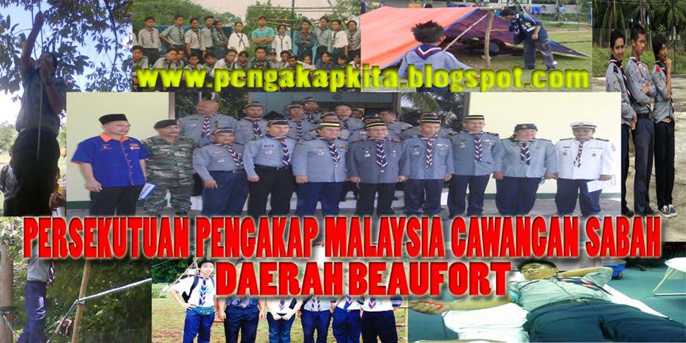 Persekutuan Pengakap Malaysia Cawangan Sabah Daerah Beaufort