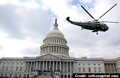 Nuclear Security Helicopters Testing Radiation Levels Above DC Area