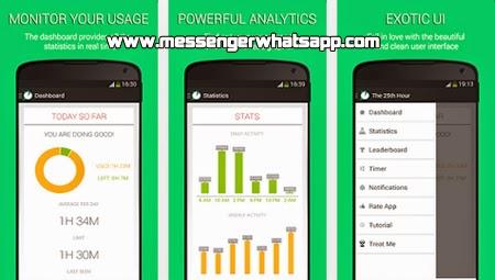 Descubre datos y estadísticas con WhatsApp Timer