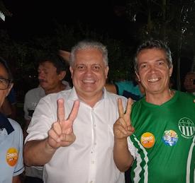 Professor Rafael Renuncia sua candidatura a deputado estadual pelo PHS e vai apoiar Bosco Júnior