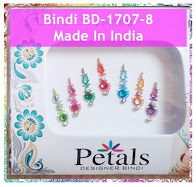 Bindi India- click picture