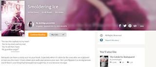https://www.wattpad.com/story/39312239-smoldering-ice
