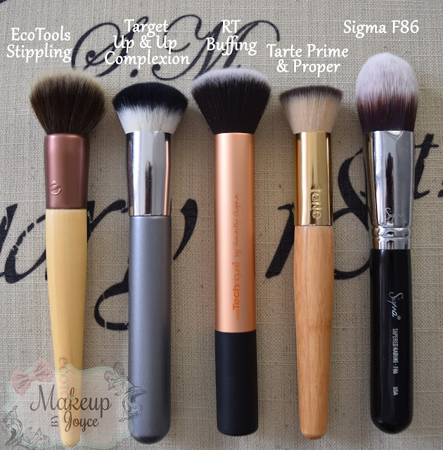 buffing face brushes review