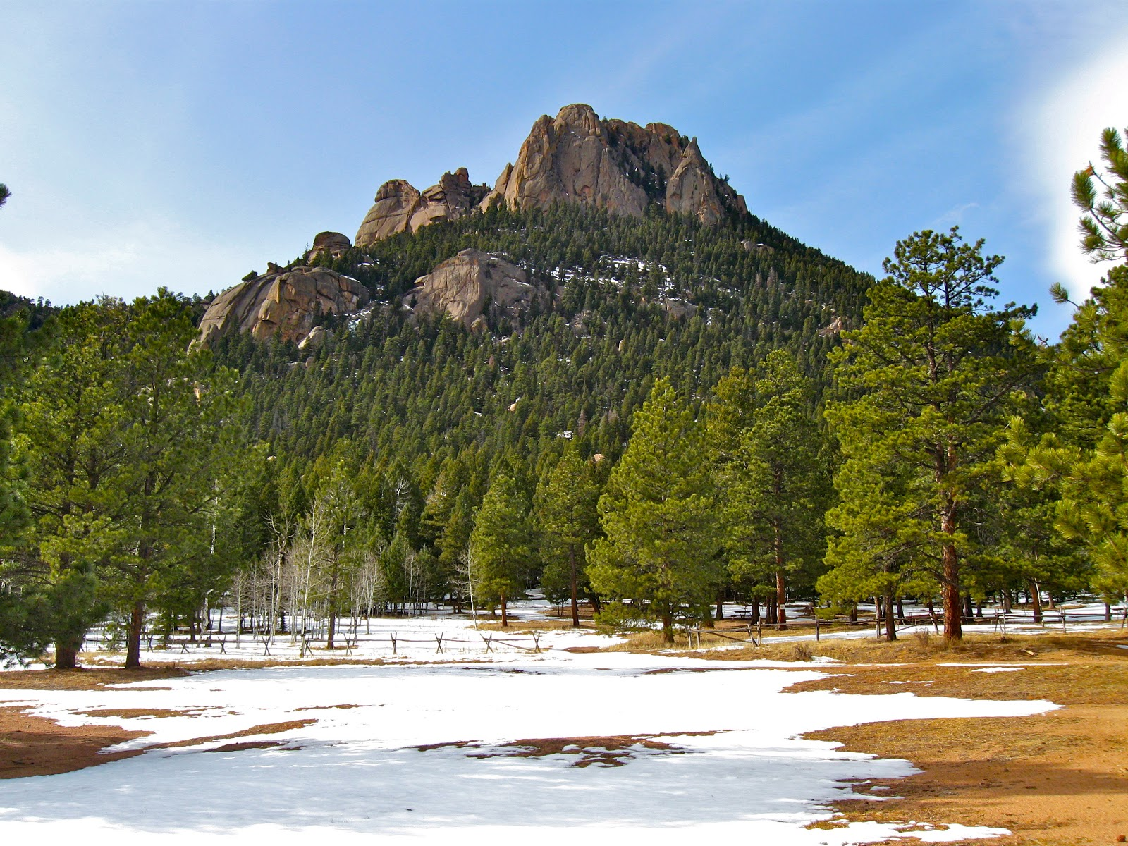 Town And Country Ad >> Impression Evergreen: Finding Bigfoot in Bailey, Colorado