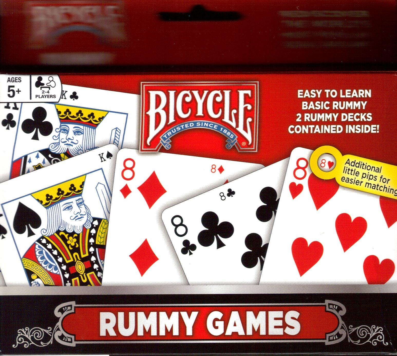 Игра Rummy Правила