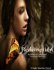Redemption (Night Marchers #2) by Rebecca Gober & Courtney Nuckels