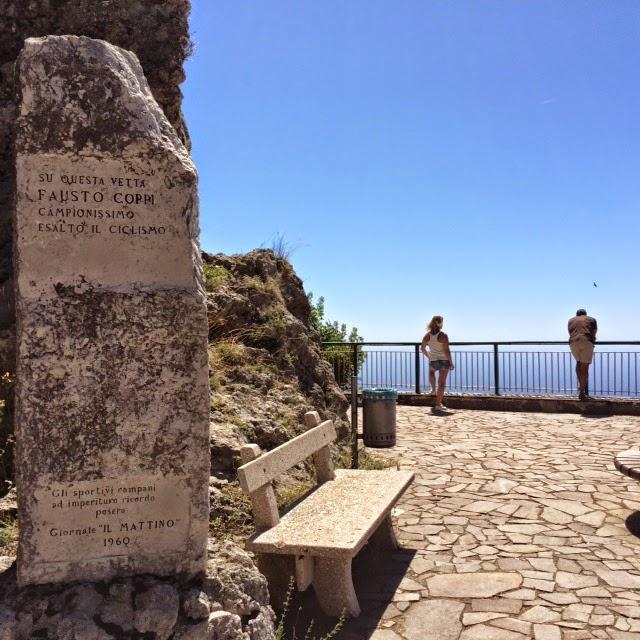 cima coppi amalfi coast