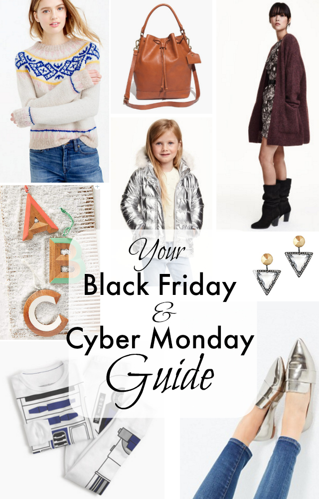 Black Friday & Cyber Monday Sales Guide