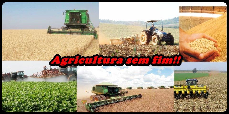 Agricultura Sem Fim!!!