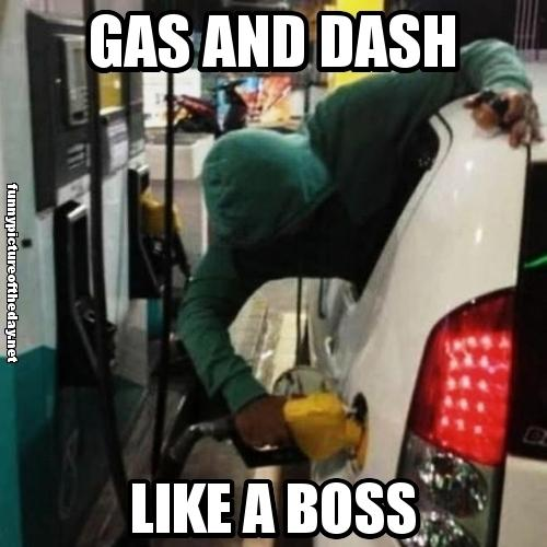 Gas-And-Dash-Like-A-Boss-Funny-Lazy-Pump