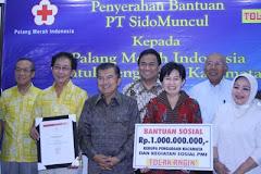 Bantuan Sosial kepada PMI