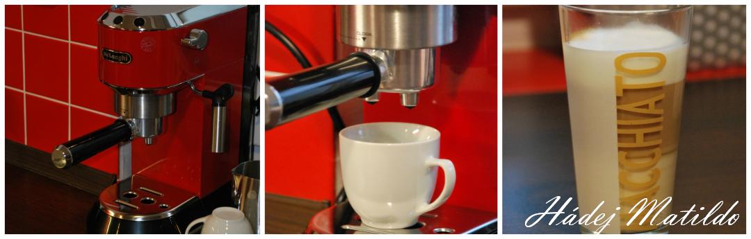 kávovar, DeLonghi, vánoční dárek