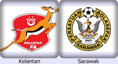 Kelantan vs Sarawak