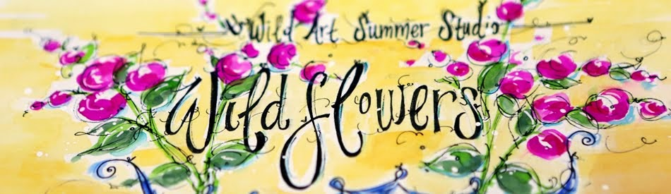 Wildflowers (wild art summer)