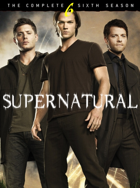 Supernatural 6 Temporada Dublado RMVB