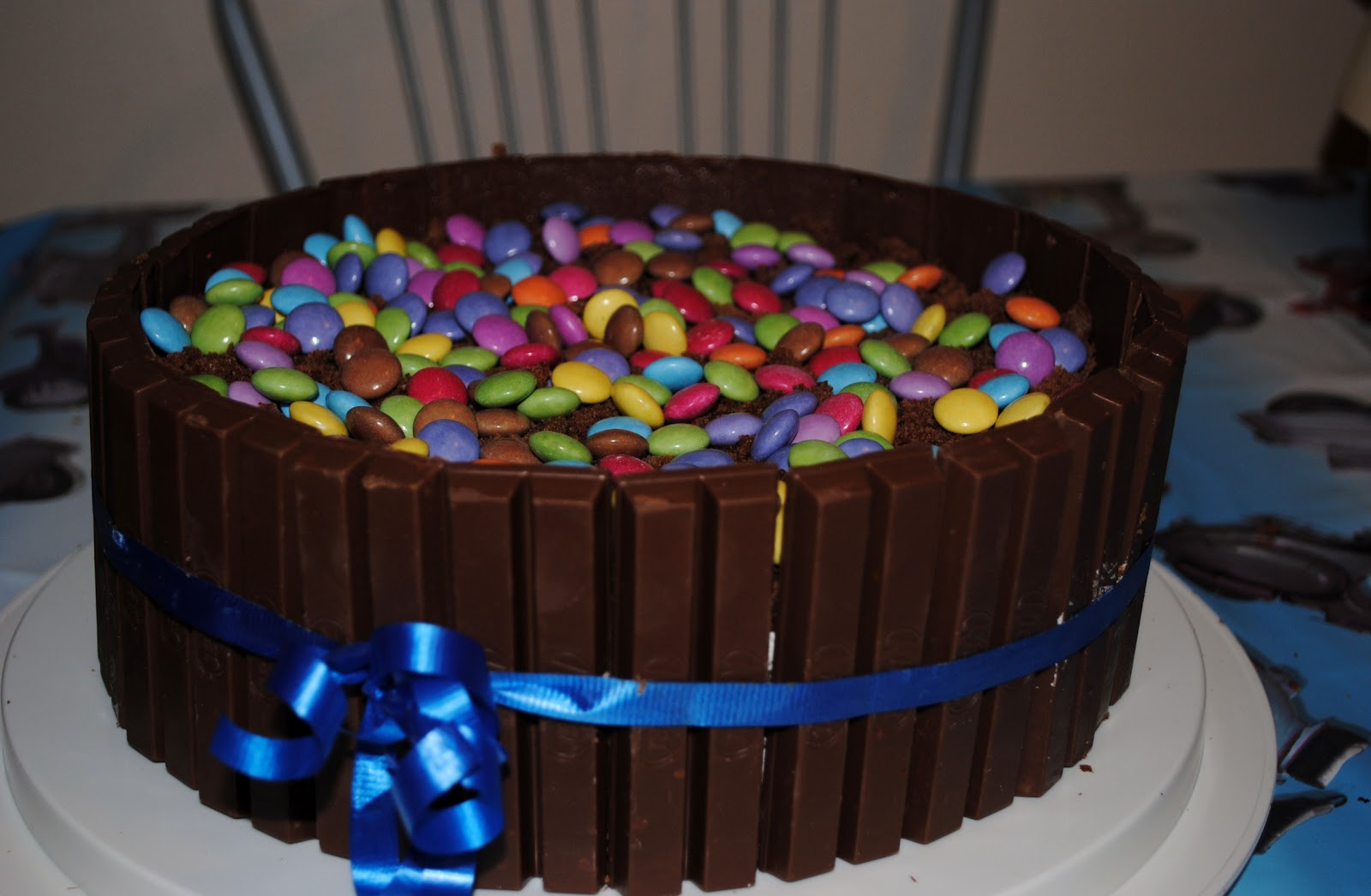 In cucina con gusto torta arcobaleno - Prevenire in cucina mangiando con gusto ...