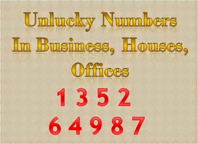 Unlucky Numbers