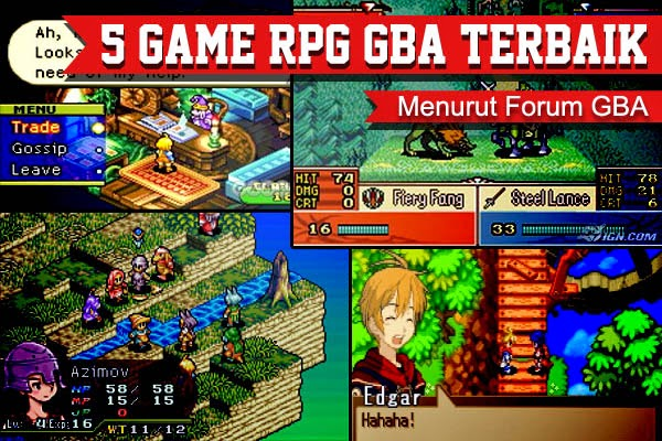 Gba Game Downloads