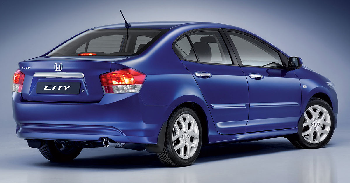 Honda City 1440x900 Car Photos