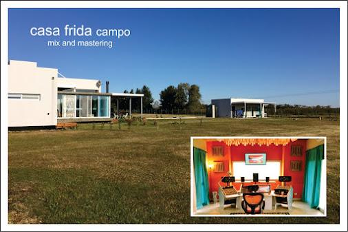 Casa Frida se trasladó al campo a 50 minutos de capital