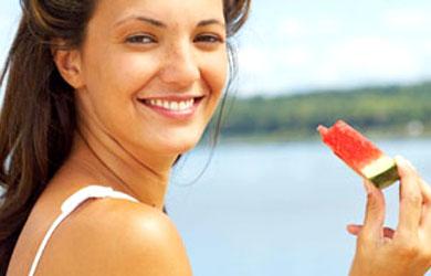 Buah semangka mengandung viagra