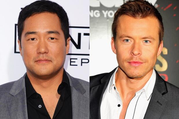 The Vampire Diaries - Season 7 - Tim Kang & Todd Lasance Cast in Recurring Roles