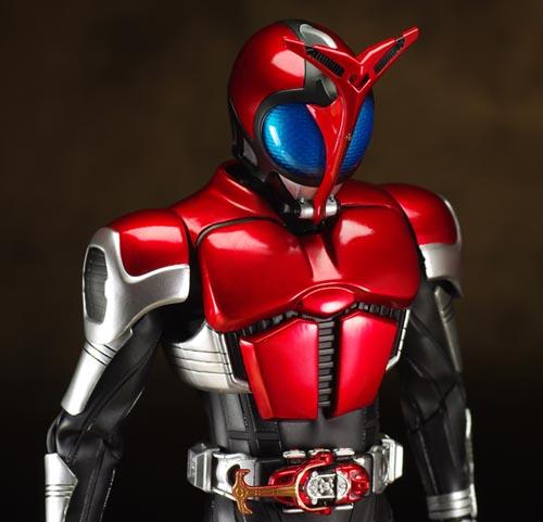 RAH Kamen Rider Kabuto ver.2.0