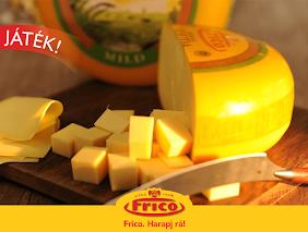 NYERJ 4,5 kg-os Frico Gouda sajtot!
