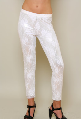 white lace leggings viktorviktoriashop.com