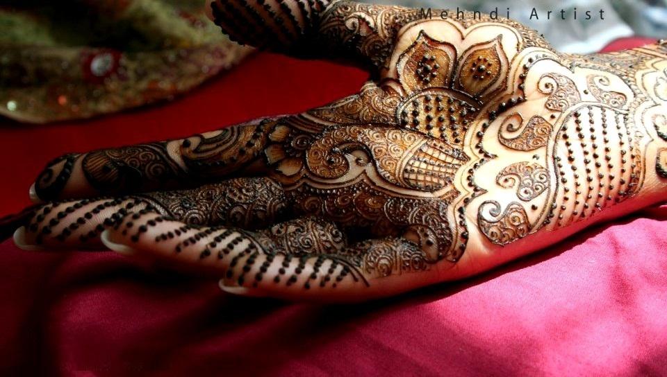 Mehndi Tattoo Images Download : Bridal mehndi designs henna art of