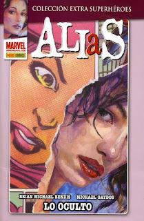 Colección Extra Superhéroes 11. Alias 2