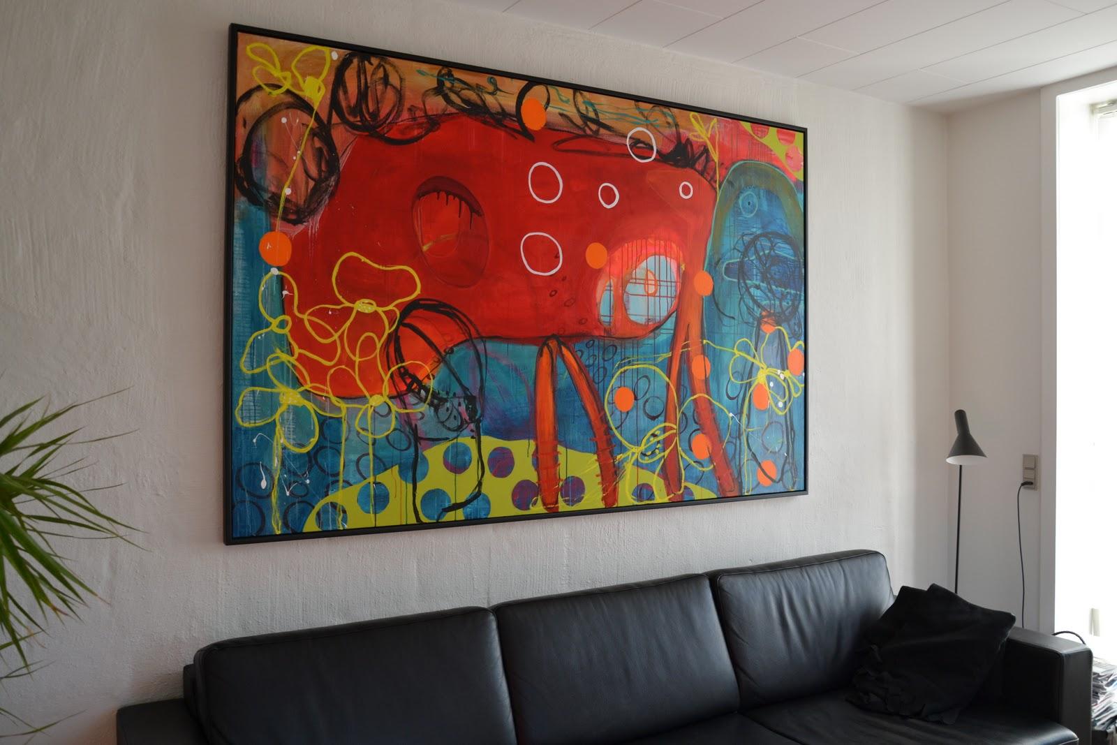 Billig kunst til væggen