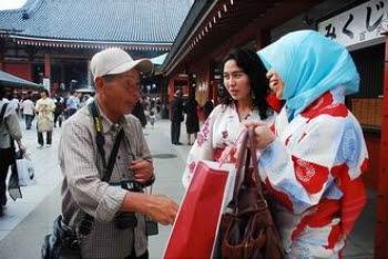 Gaya Hidup Muslim di Jepang