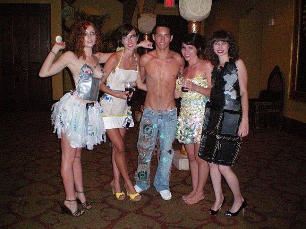 Panache Eco Fashion Show 2008