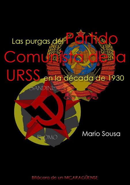 LAS PURGAS DEL PC DE LA URSS EN LA DÉCADA DE 1930  es un trabajo extraordinario y contrastado