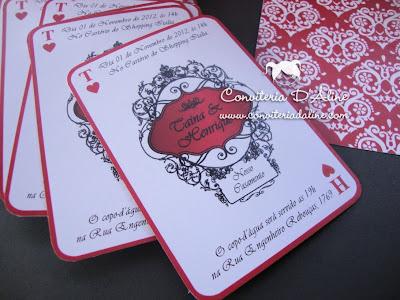 convites para noivado